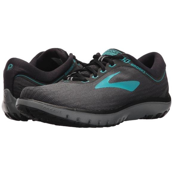 f67af0cfbc444 Brooks Shoes - Brooks PureFlow 7 size 10 EUC